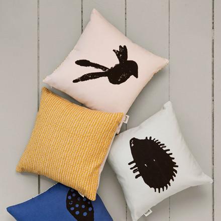 Ferm Living Rabbit Cushion
