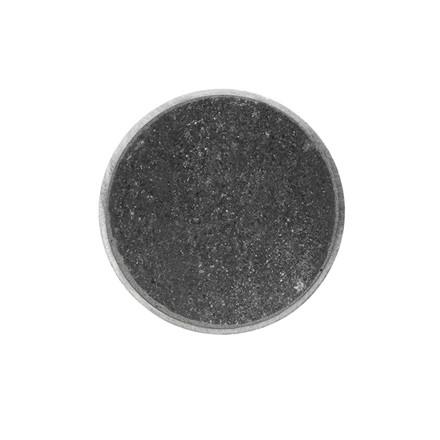 Ferm Living Steel Hook Black Marble Large