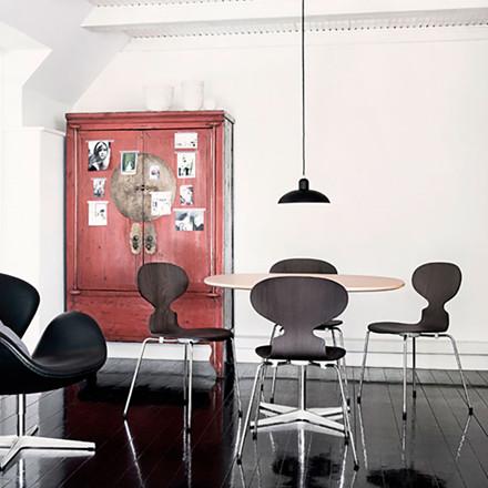 Fritz Hansen A622 Cirkulær Spisebord