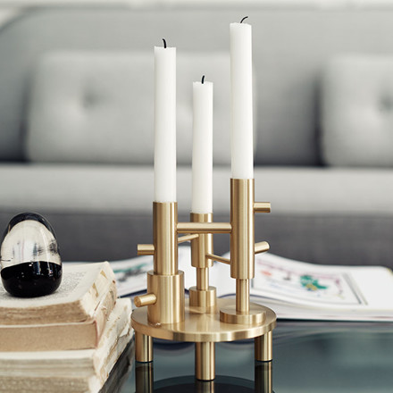 Fritz Hansen Objects Candleholder Large
