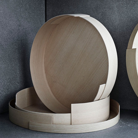 Fritz Hansen Objects Stack Tray No 4
