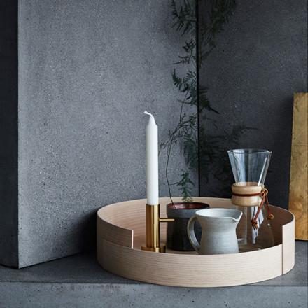 Fritz Hansen Objects Candleholder Single No 1