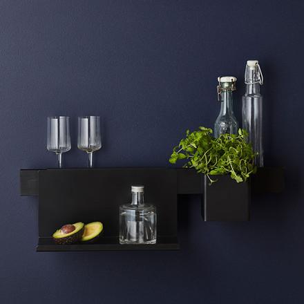 Gejst Flex Side Table Black