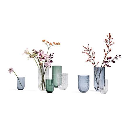 HAY Colour Vase Blue M