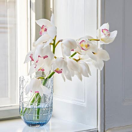 HAY Colour Vase Blue L
