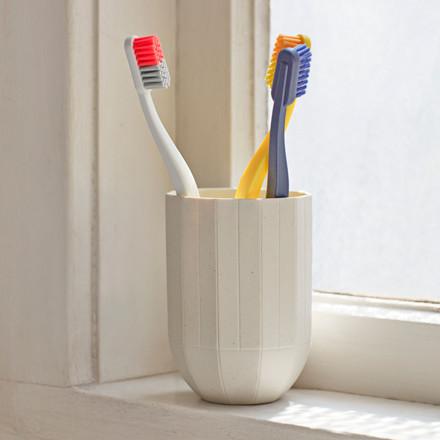 HAY Tann Toothbrush Soft Beige