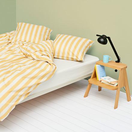 HAY Été Duvet Cover Warm Yellow 200 cm