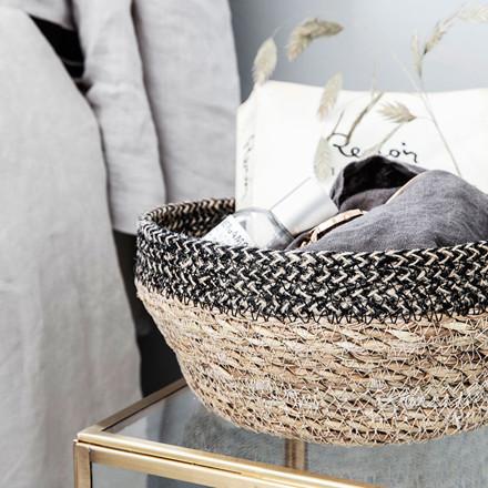 House Doctor Bowl Basket Set