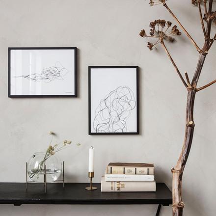 House Doctor Pen 1 Illustration With Frame