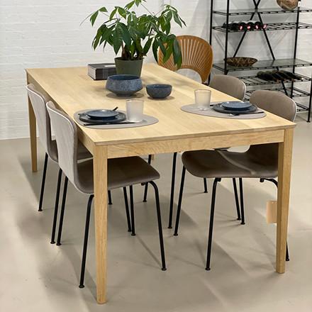 Sibast Furniture No 2 Spisebord Udstillingsmodel