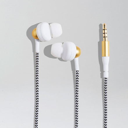 Kreafunk aGem Høretelefoner Hvid