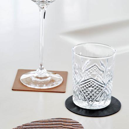 LINDDNA glassMAT Circle Bordskåner