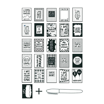 Livink Baby Booth Kort
