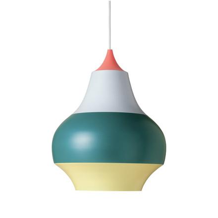 Louis Poulsen Cirque Lampe Rød Top