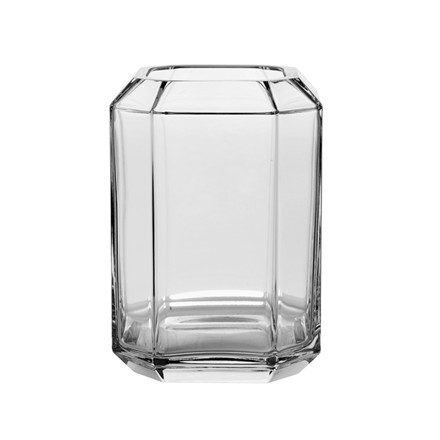 Louise Roe Jewel Vase Clear