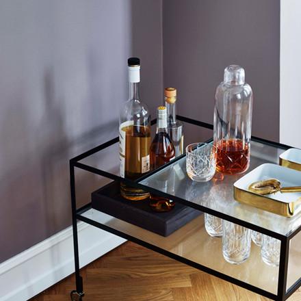 Louise Roe Crystal Glass Karaffel