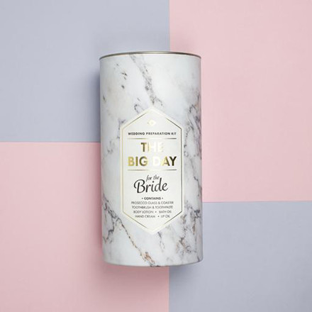 Men's Society For the Big Day Bride Gift Set