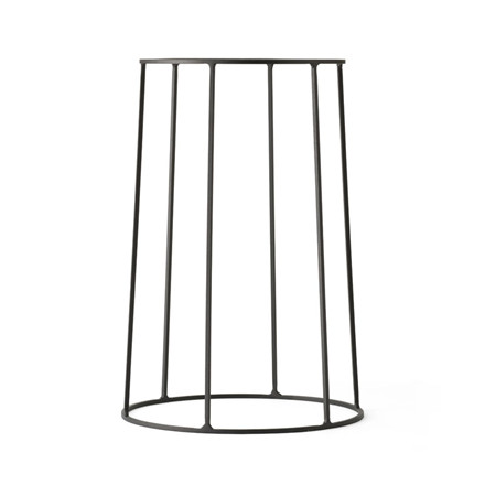 Menu Wire Base Black