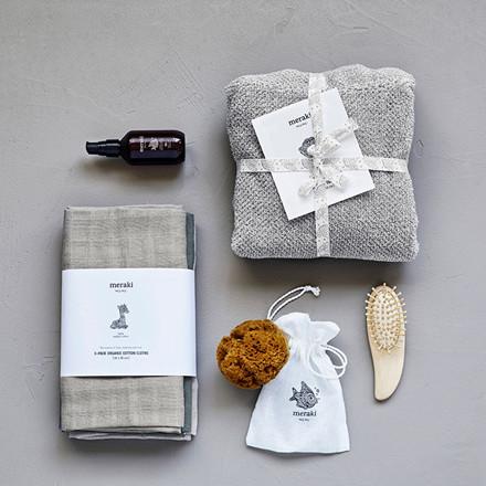 Meraki Mini Poncho Håndklæde
