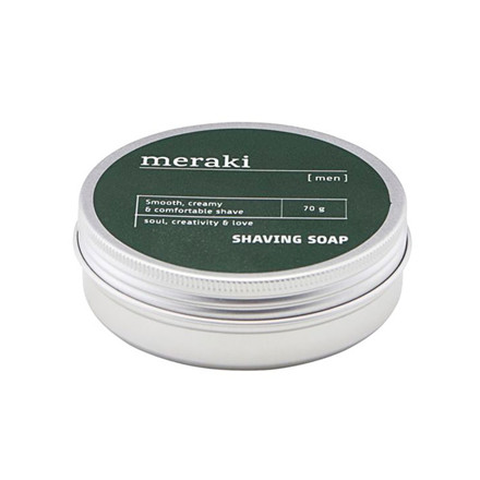 Meraki Shaving Soap Men