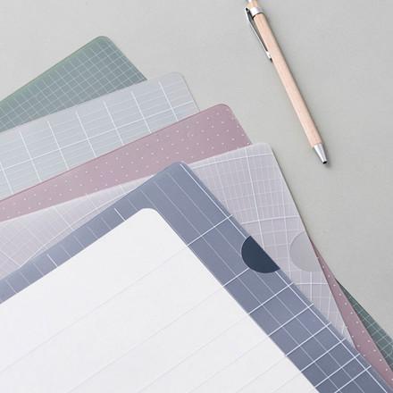 Monograph Rapport Folder Sæt
