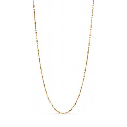 Enamel Copenhagen Elva Necklace Gold-Plated