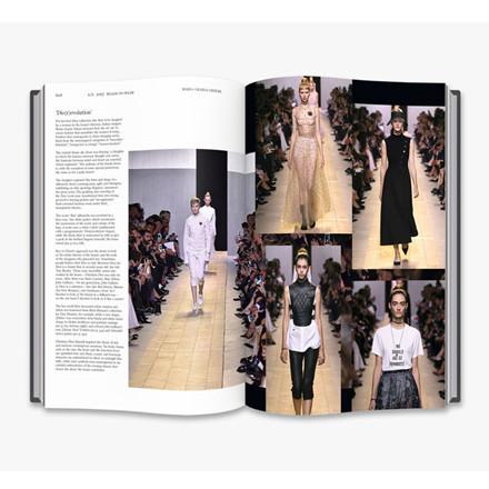New Mags Dior Catwalk Bog