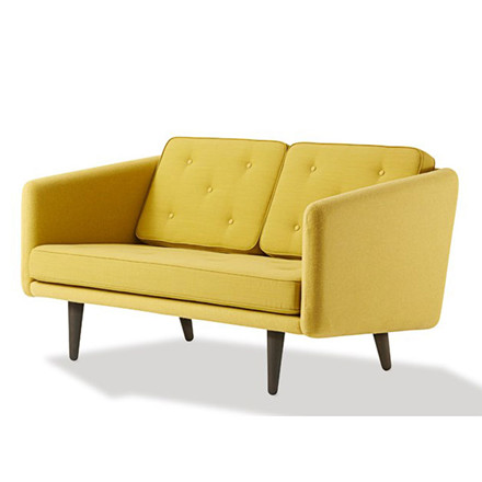 Fredericia Furniture 2002 NO. 1 2-Pers Sofa