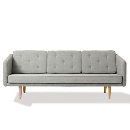 Fredericia Furniture 2003 NO. 1 3-Pers Sofa