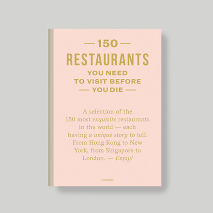 New Mags 150 Restaurants Bog