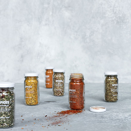 Nicolas Vahé Seasoning Mix For Grilled Vegetables