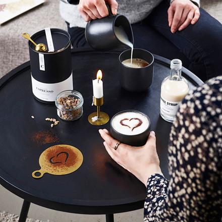 Nicolas Vahé Coffee Stensils