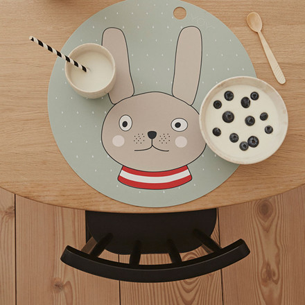 OYOY Rabbit Placemat