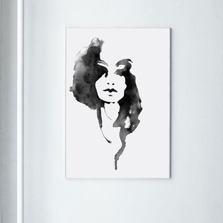Paradisco Productions Lady Lovely Plakat