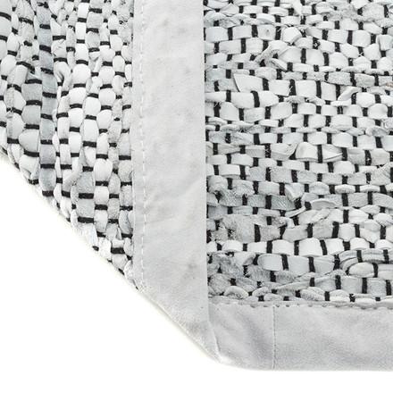 Rug Solid Light Grey Skindtæppe