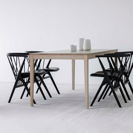 Sibast Furniture No 2 Dining Table
