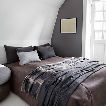 Skriver Collection Boxter Bedspreads Brun/Grå
