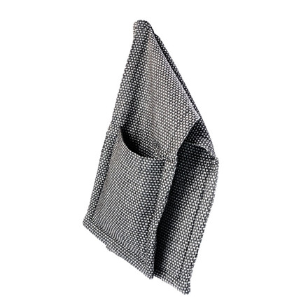 The Organic Company Oven Gloves Dark Grey
