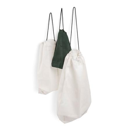 The Organic Company Food Bag Natural White Medium