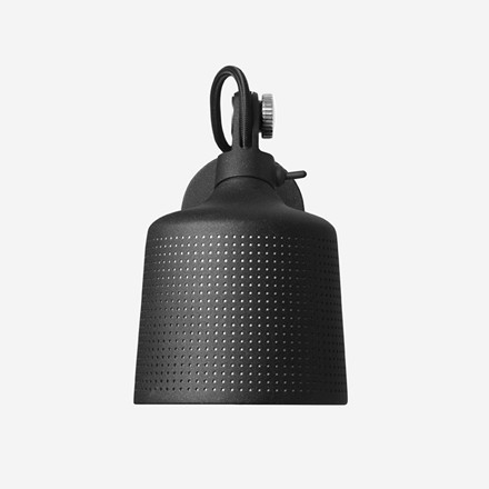 Vipp 523 Væglampe Sort Small