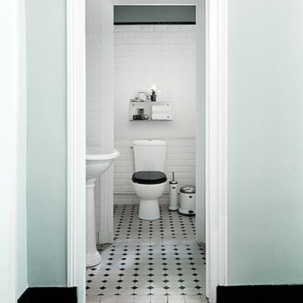 Vipp 11 Toiletbørste Hvid