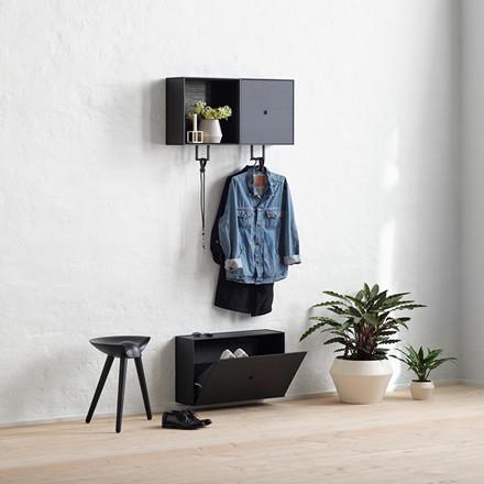 By Lassen Frame Shoe Cabinet Sort