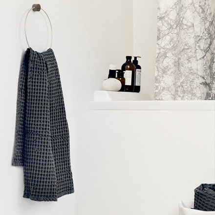 Ferm Living Brass Towel Hanger