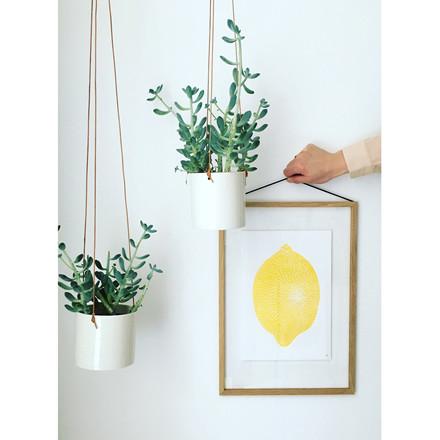 Monika Petersen Lemon Yellow A4