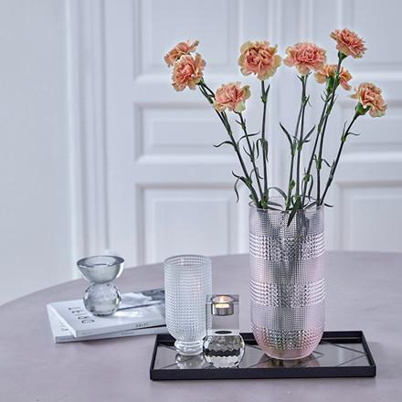Specktrum Savanna Vase Cylinder Small Clear