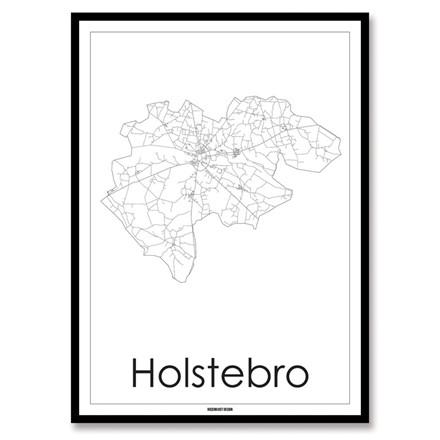 Rosenkvist Design Holstebro Plakat