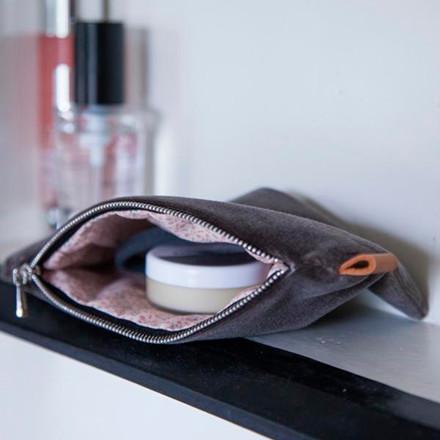 Semibasic LUSH Pocket Small Mull Grey