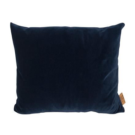 Skriver Collection City Velvet Cushion Blue