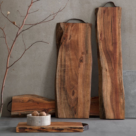 Stuff Raw Board Long Acacia L