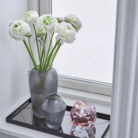 Specktrum Flow Vase Small Light Grey